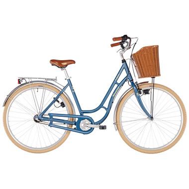 Vélo Hollandais VERMONT SAPHIRE 3V WAVE Bleu 2020